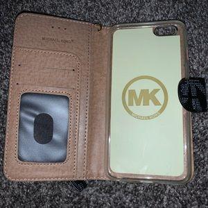Michael Kors Accessories - Michael Kors iPhone case. Fits 7/8+ NWOT